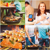 Turata BBQ Thermometer using