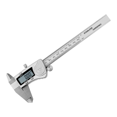 Turata digital vernier caliper front view