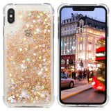Badalink iPhone XS Max Glitter Case