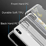 iPhone Xs max 3 in 1 Heavy Duty Soft Cover case