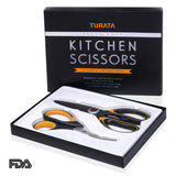 turata kitchen seafood scissors set package