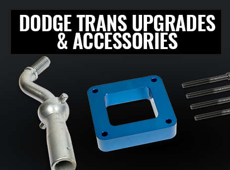 Dodge Trans Upgrades & Accessories