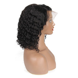 The Hair Factory 13*6 Frontal Bob Glueless Wig