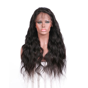The Hair Factory 5*5 Closure Wig High Density
