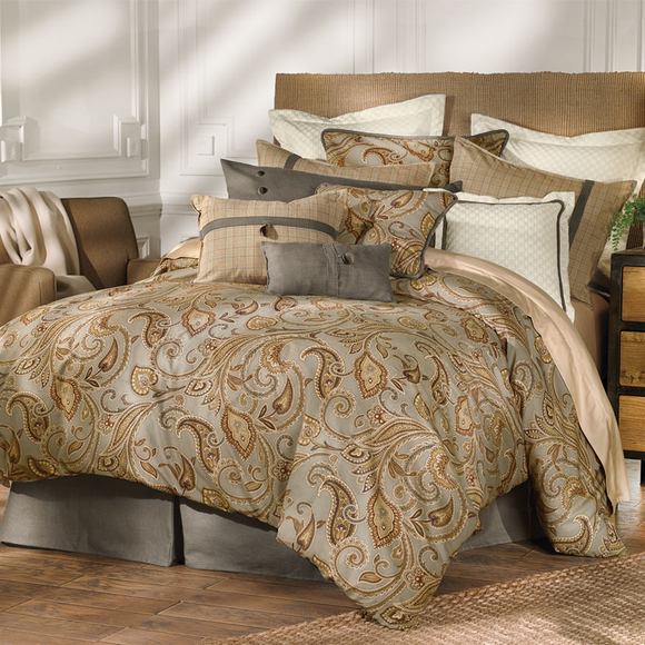 FB3950 Piedmont Bedding Collection by HiEnd Accents