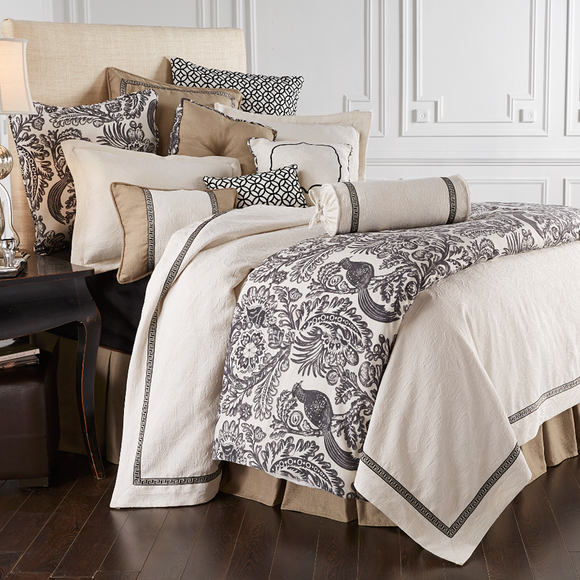 Augusta Bedding Collection by HiEnd Accents