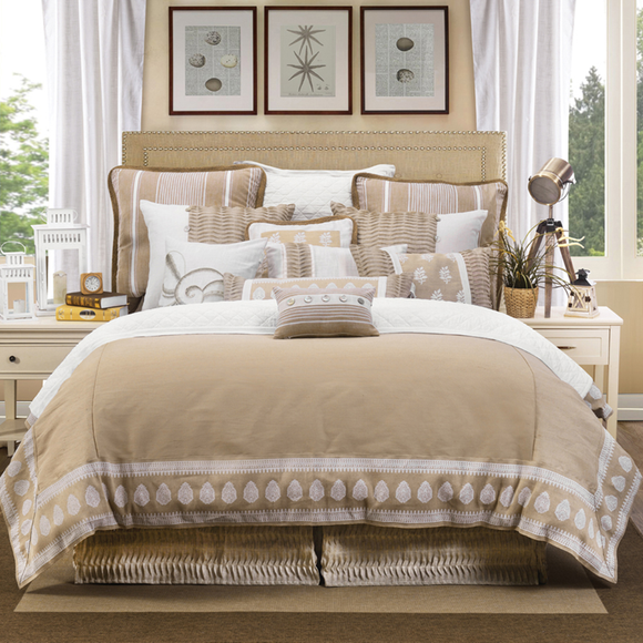 FB5400 Newport Bedding Collection by HiEnd Accents