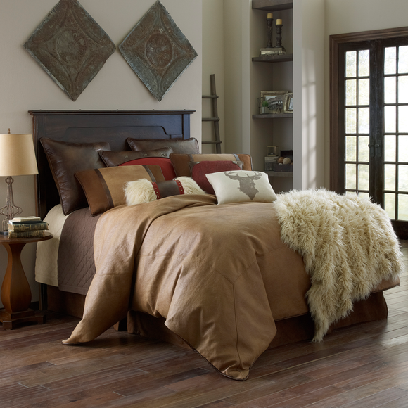 Brighton Bedding Collection by HiEnd Accents