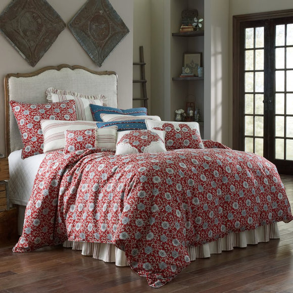 Bandera Bedding Collection by HiEnd Accents