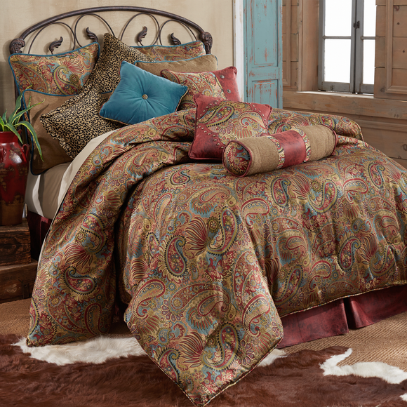 WS4287 San Angelo Bedding Collection by HiEnd Accents