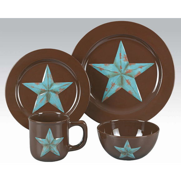 Star Stoneware Collection by HiEnd Accents