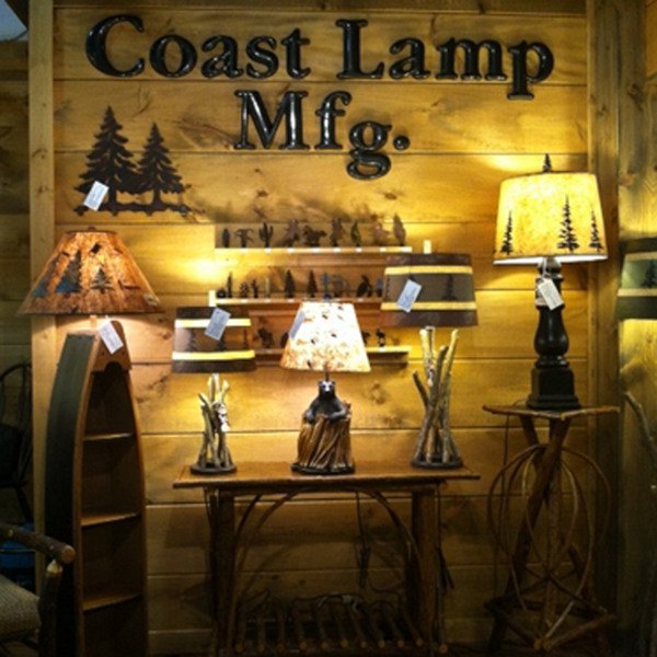 Made to Order - Coast Lamp - Table Lamp - Floor Lamps