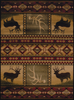 Affinity - Hunters Dream Lodge Rug - by United Weavers - ThunderHorseCabin.com