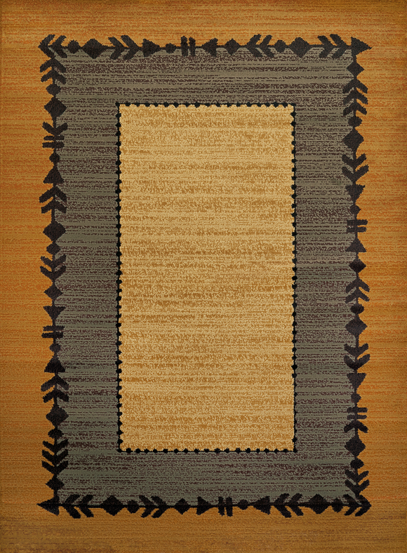 Affinity - Folklore Western Rug - by United Weavers - ThunderHorseCabin.com