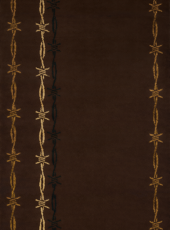 Affinity - Barb Wire Western Rug - by United Weavers - ThunderHorseCabin.com