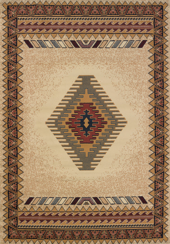 Manhattan - Tucson Cream Rug