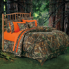 CM1001- Oak Camo Bedding Set - Western Bedding by HiEnd Accents - ThunderHorseCabin.com