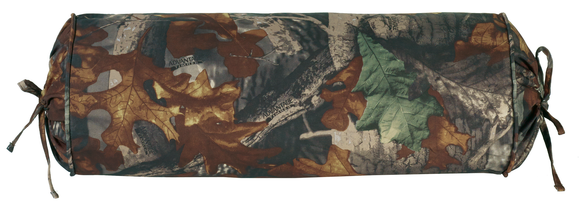 CM1001P7- Oak Camo Neck Roll - Western Bedding by HiEnd Accents - ThunderHorseCabin.com