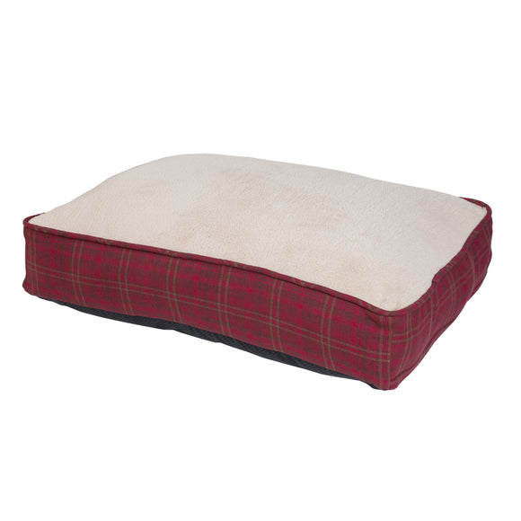 DB1845 - Cascade Lodge Pet Bed - Western Decor by HiEnd Accents - ThunderHorseCabin.com