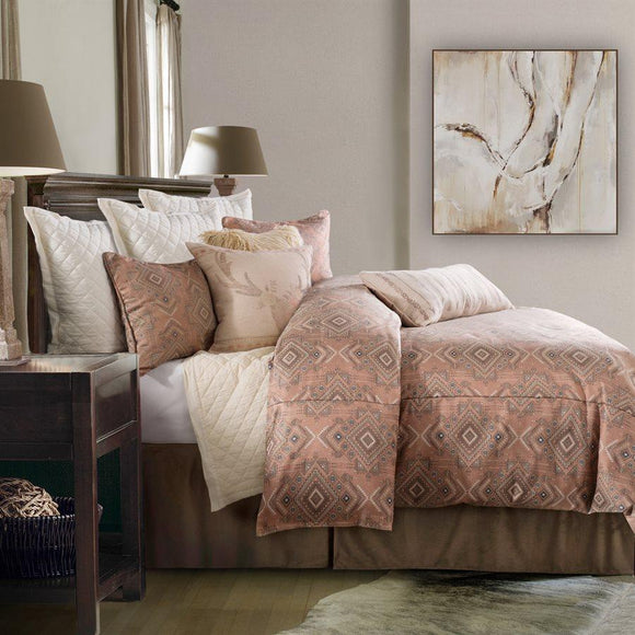 FB1811 - Sedona Bedding Set - Lodge Bedding by HiEnd Accents