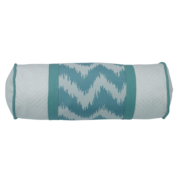 FB3930P7  Catalina Neckroll Pillow - ThunderHorseCabin.com