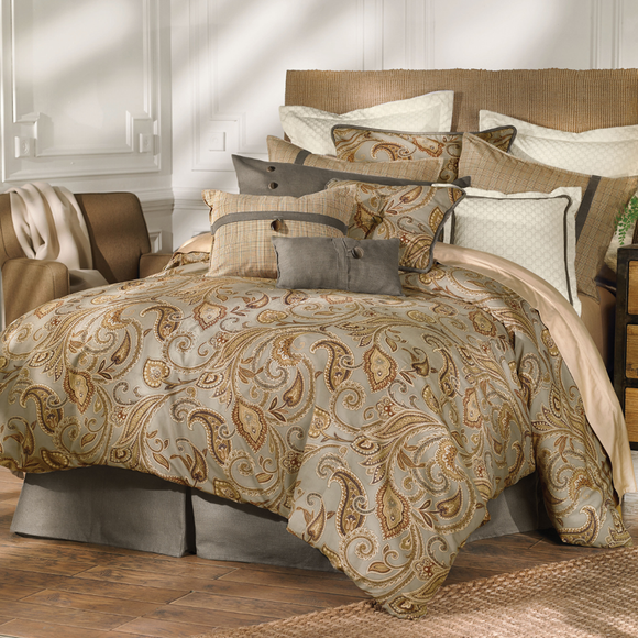 FB3950 Piedmont  Bedding Set - ThunderHorseCabin.com