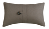 FB3950P5  Piedmont Small Taupe Grey Pillow - ThunderHorseCabin.com