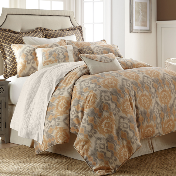FB4150 - Casablanca  Bedding Set - by HiEnd Accents - ThunderHorseCabin.com