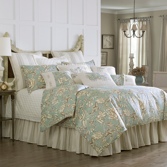 FB4160 - Gramercy Bedding Set - by HiEnd Accents - ThunderHorseCabin.com