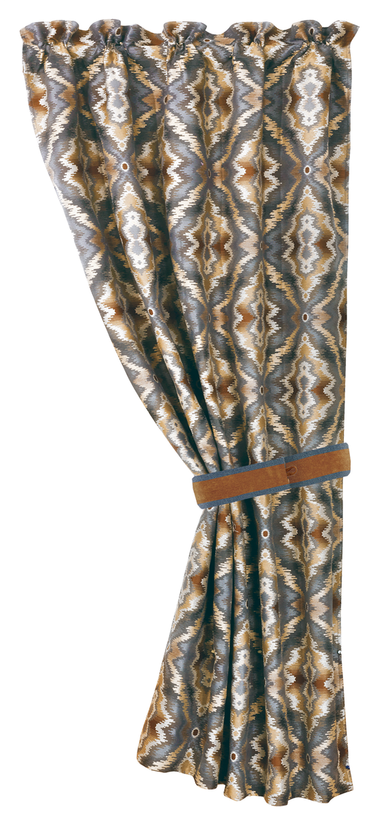 FB5120C  Lexington Curtain - ThunderHorseCabin.com