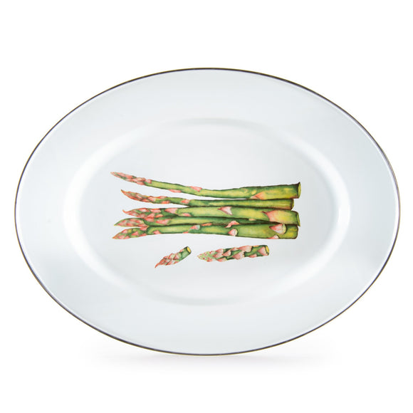 FP06 - Fresh Produce Oval Platter Product 1