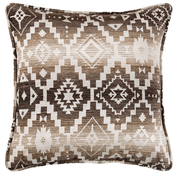 LG1779E1 - Chalet Aztec Euro Sham - Lodge Bedding by HiEnd Accents