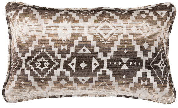 LG1779P1 - Chalet Aztec Body Pillow - Lodge Bedding by HiEnd Accents