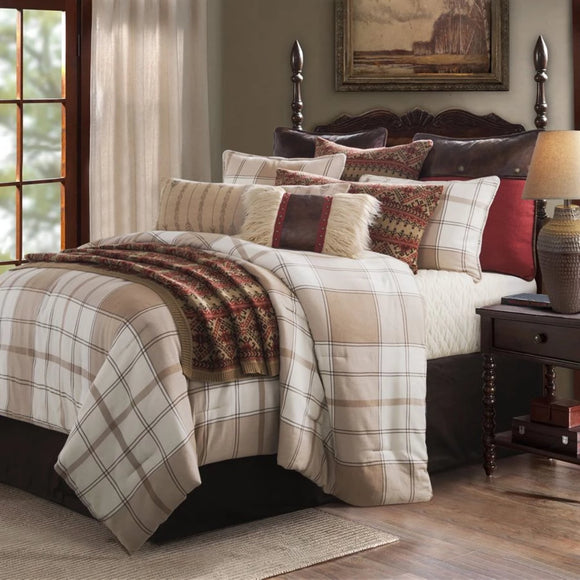 LG1832 Wilson Bedding Set - by HiEnd Accents