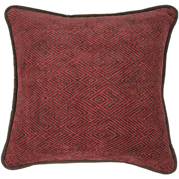 LG1849P1 - Accent Pillow - Western Bedding by HiEnd Accents