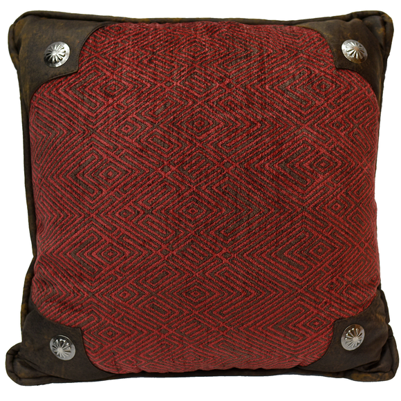 LG1849P3 - Chenille Pillow - Western Bedding by HiEnd Accents