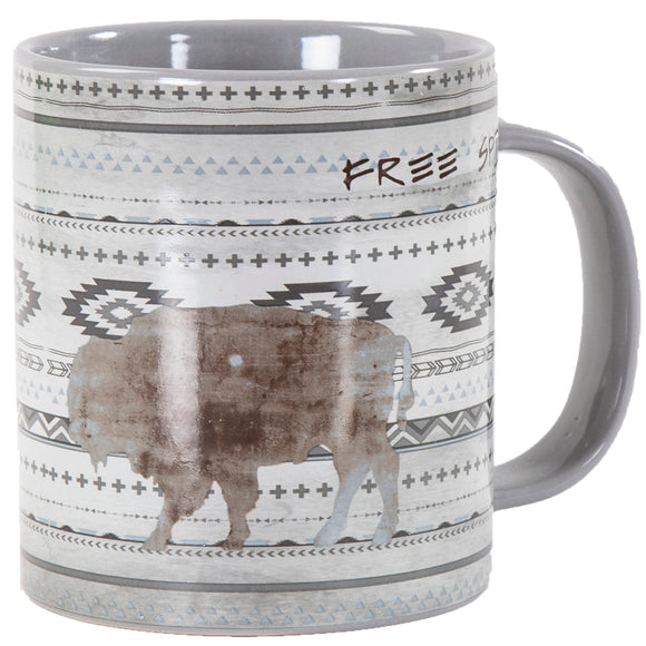 MG1835 - Free spirit Mug -4 Piece Set by HiEnd Accents