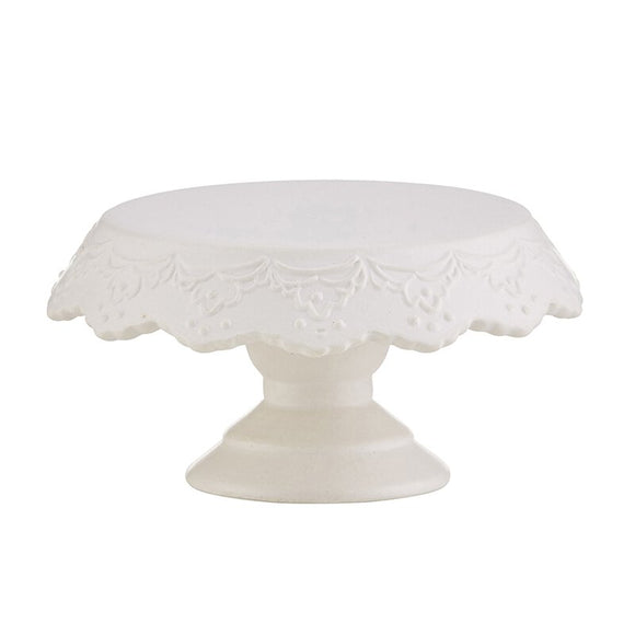MR682 - White Cake Stand by CBGifts