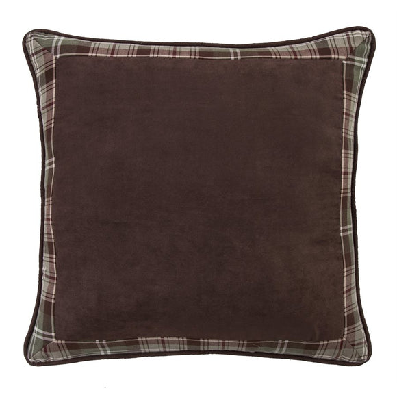 "NL1731ES - Reversible Euro Sham - 27""x27""   by HiEnd Accents"