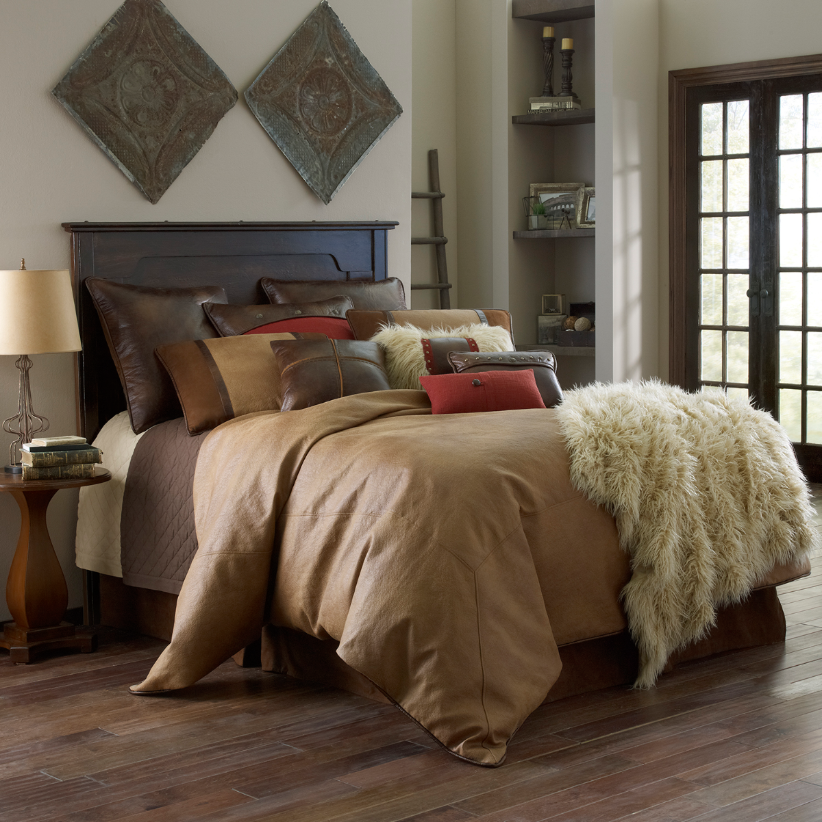 NS4090 Brighton Comforter Set