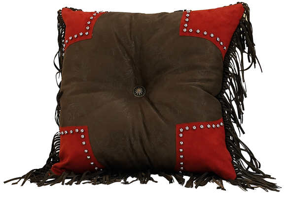 PL3119 - Accent Pillow - Western Bedding by HiEnd Accents