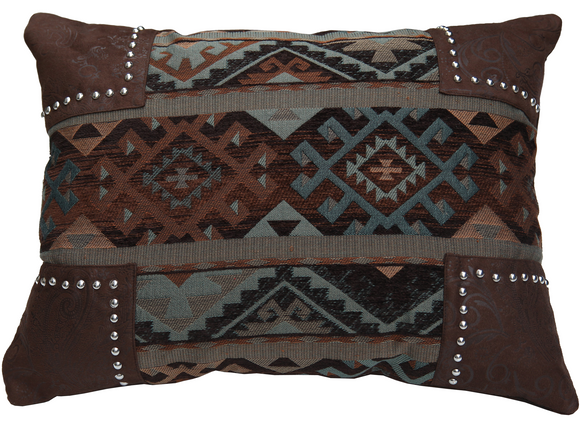 PL4103 - Oblong Pillow - Western Bedding