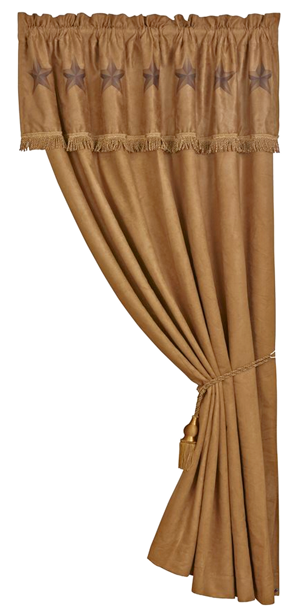 WS2010C - Luxury Star Curtain by HiEnd Accents