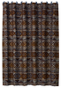 WS4007SC - Geometric Shower Curtain - Western Bedding by HiEnd Accents