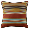 WS4060E1 - Striped Reversible Euro Sham - Western Bedding by HiEnd Accents