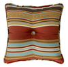 WS4060P3 - Button Tufted Pillow - Western Bedding by HiEnd Accents