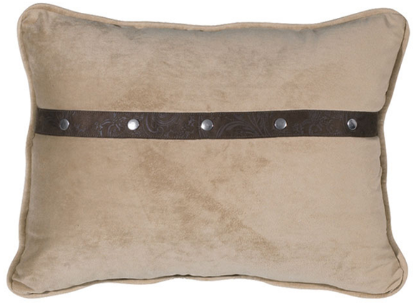 WS4078P3 - Tucson Oblong Pillow - Western Bedding by HiEnd Accents