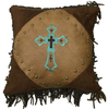 WS4183P1 - Las Cruces II Pillow - Western Bedding by HiEnd Accents