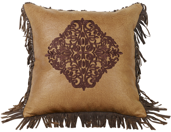WS4183P2 - Las Cruces II Pillow - Western Bedding by HiEnd Accents