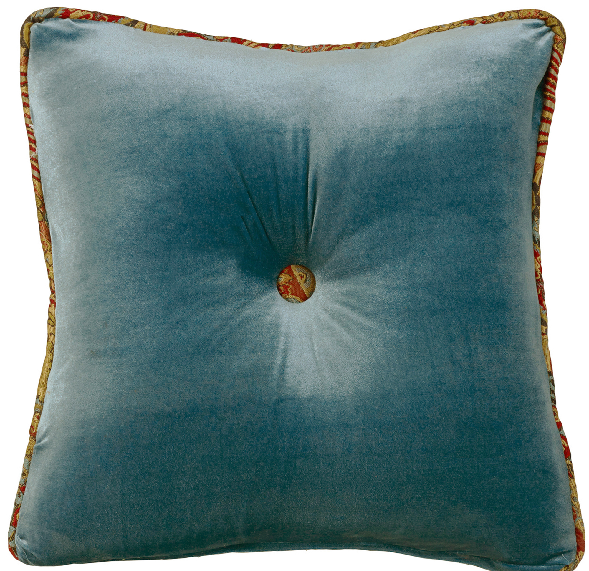 WS4287P5 - Tufted Velvet Pillow - Western Bedding by HiEnd Accents